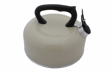 Sunncamp 2 Litre Whistling Kettle - Cream
